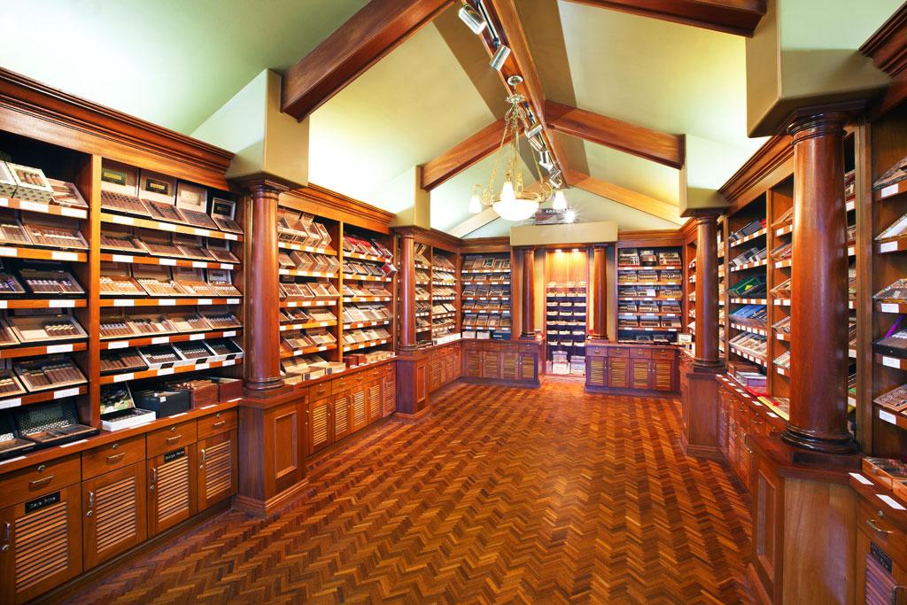 Cigar Humidor Cabinet